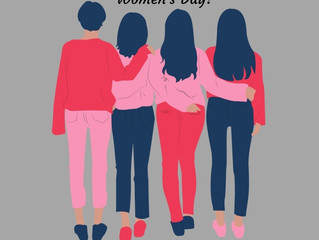 Happy International Women's Day! from Harky's Chimney, Hearth and Home