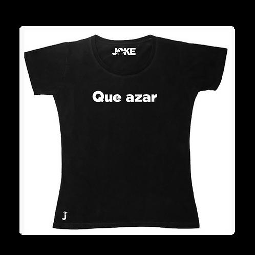 """Camisa """"Que azar"""""""