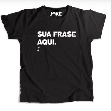 Camisa Preta Lisa