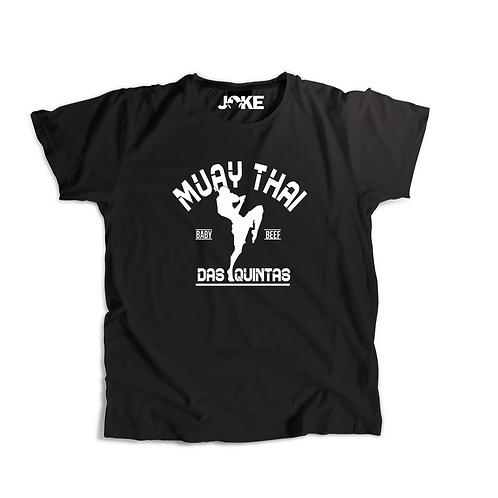 """Camisa """"Muay Thai das quintas """""""