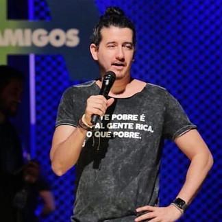 Vocês sabiam que comprando uma camisa da