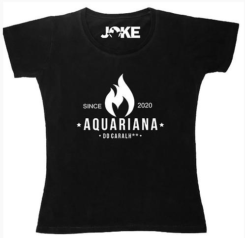 "Camisa ""Aquariana"""
