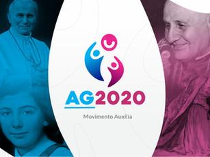 """Movimento Auxilia realizará Assembleia Geral no estilo """"Home Office"""""""