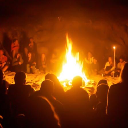 """Luau """"TOB"""" será uma das atividades do Acampamento Corujão 2018"""