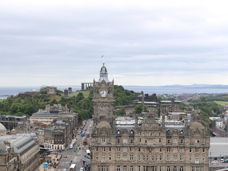 How to Spend One Day in Edinburgh
