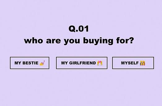 Gift Quiz