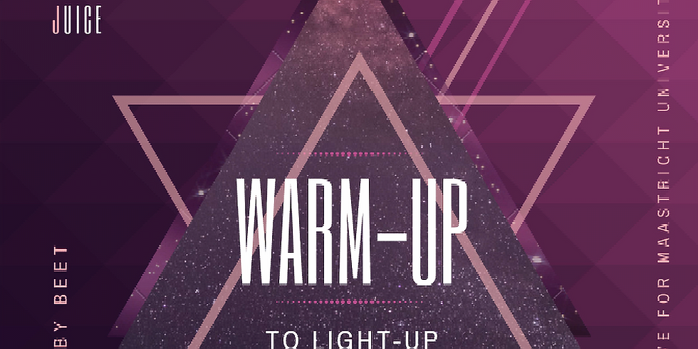 XMAS WARM UP TO LIGHT UP