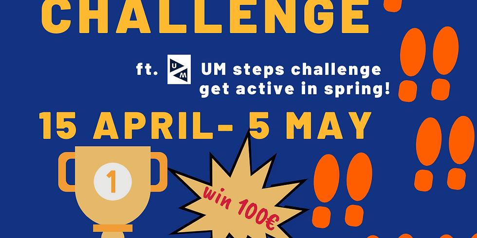 Step It Up Challenge