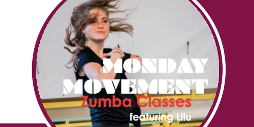 MOVEMENT MONDAY -- ZUMBA by LILU