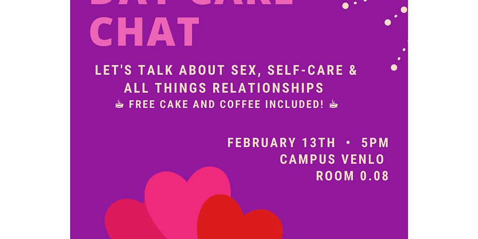 Women's Network - Galentine Day Cake Chat