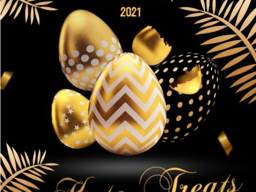 Easter is Coming ... Watch this space!