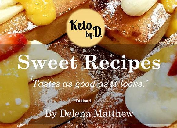 Keto by D Sweet Recipes