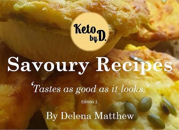 Keto by D Savoury Recipes