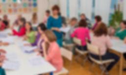 Ausbildungsgruppe im IDLC.