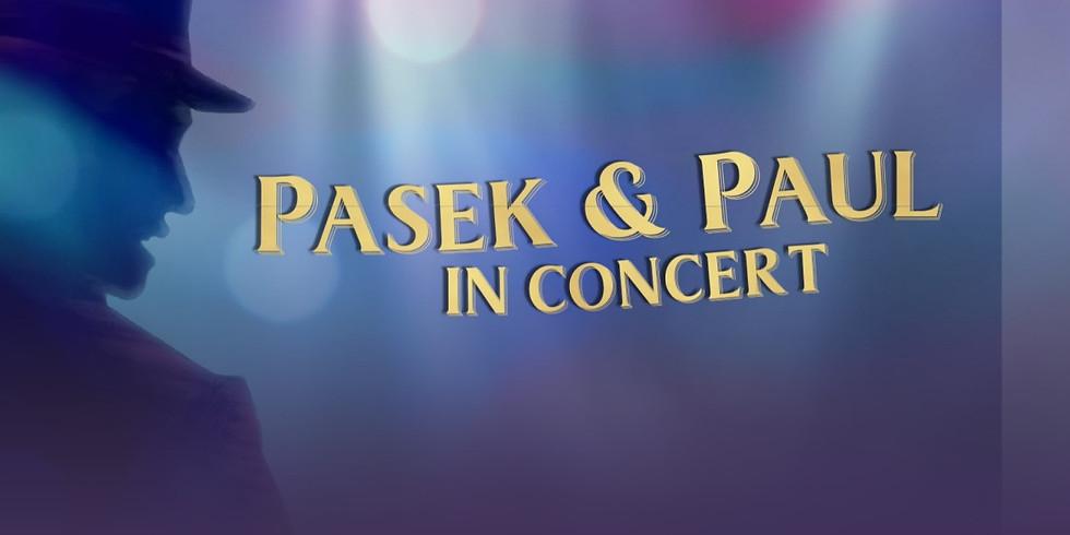 Pasek and Paul in Concert