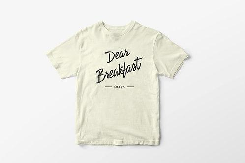 TEE-SHIRT DEAR BREAKFAST