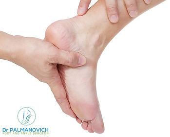 ניתוח כף רגל ניתוח תיקון קרע של גיד אכיל