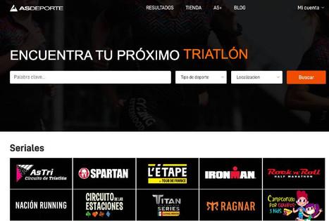 Asdeporte website