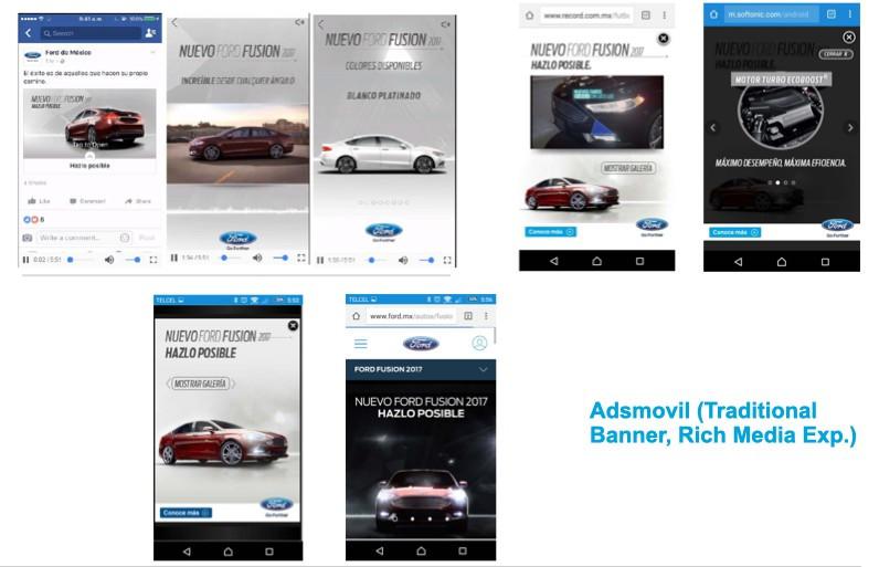 Mobile ads