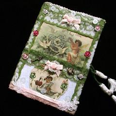 cherub notebook,cherub journal, cute jou