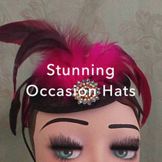 Hair Accessories and Fascinators