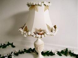 Bespoke hand decorated lampshade.jpg.jpg