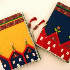 Journal, gifts, wedding guest book, Holi