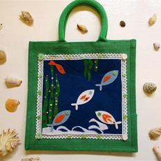 Fish bag, gifts,bathroom storage,childre