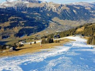 So wenig Schnee gab es in der Schweiz noch nie (2016/17)