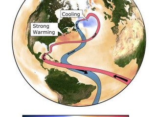 Gulf Stream System at its weakest in over a millennium