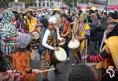 Africa on the Square 2014