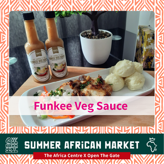 Funkee Veg Sauce
