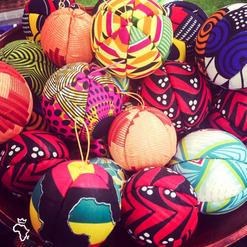 African Christmas Market