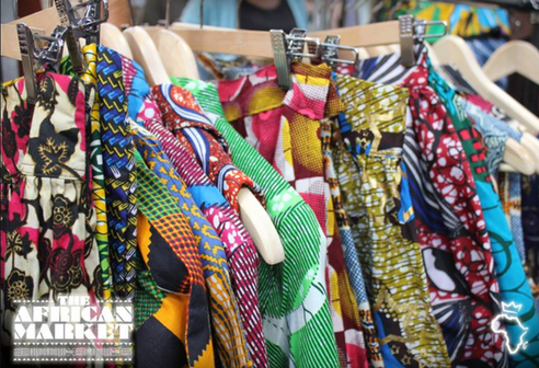 The African Market @ Old Spitalfields