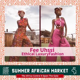 Fee Uhssi Ethical Luxury Fashion