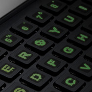 夜光鍵盤貼紙