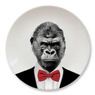 動物餐盤9吋