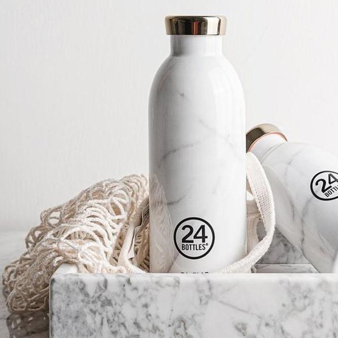 24Bottles 不鏽鋼雙層保溫瓶 500ml - 義大利大理石.jpg