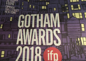 THE F WORD Nominated for Gotham Award!