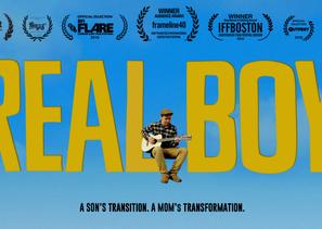 REAL BOY Wins Best Documentary at Frameline40!