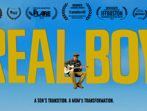REAL BOY Wins Best Documentary at Frameline40!