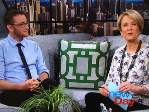 Sam Interviewed on KING 5 New Day Northwest about Translations Film Festival