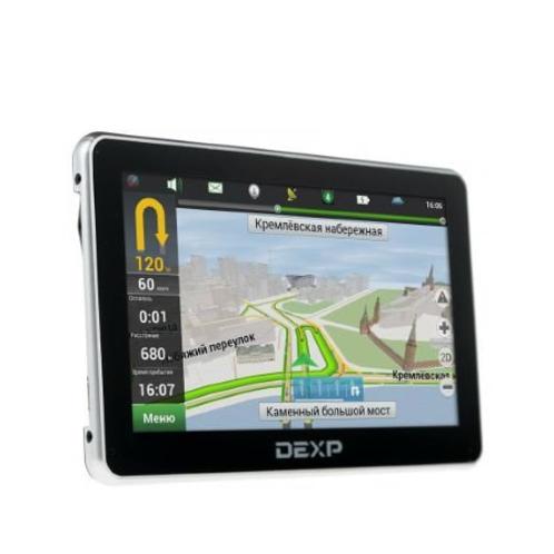 GPS навигатор DEXP Auriga DS500