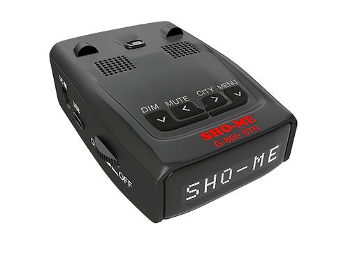 Радар-детектор Sho-Me G800 STR