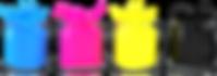 cmyk color pallete