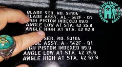 fighter plane stencils