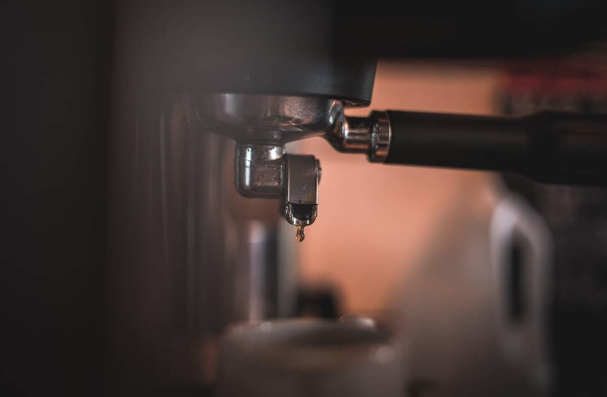 Coffee Machine Drip