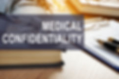 Medical confidentiality. Documents with