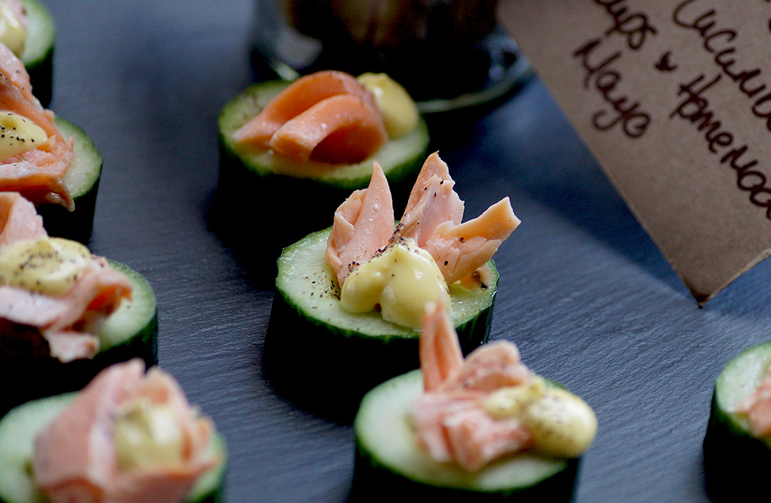 Salmon and cucumber WEB