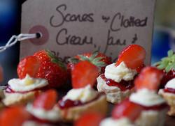Strawberry scone WEB
